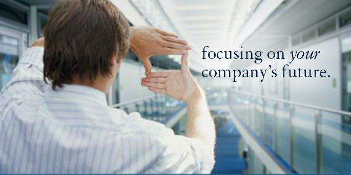 focusing on your company's future